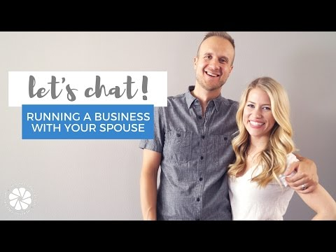 Let's Chat! EP 1: Tips For Running A Business With Your Spouse | Healthy Grocery Girl