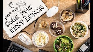 كيفية إنشاء وجبات الطعام مثالية لجلب العمل
