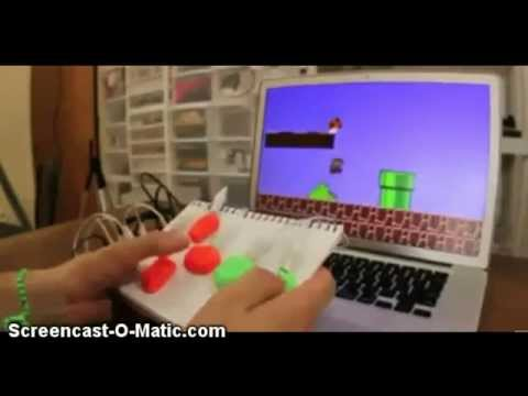 How to make your own game controller