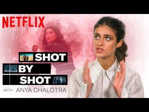 The Witcher Scene Break Down with Anya Chalotra (Yennefer)   Shot by Shot   Netflix