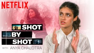 The Witcher Scene Break Down with Anya Chalotra (Yennefer) | Shot by Shot | Netflix