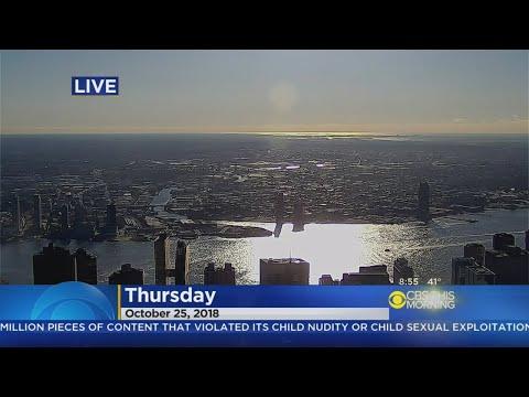 CBS2 News Update: 10/25 At 9 AM