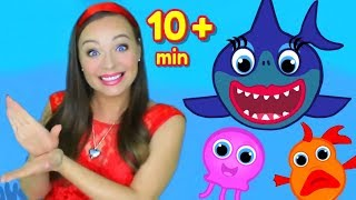 Baby Shark | Animal Sounds Song and More Nursery Rhymes and Baby Songs for Kids thumbnail