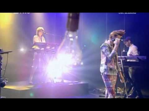 La Roux   Tigerlily MTV  Sessions 2009