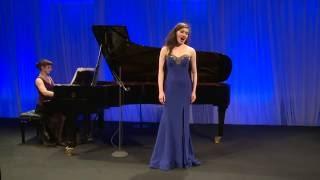 """Bozena Bujnicka - Walc Caton 'To dawny mój znajomy' z opery 'Casanova"""" L. Różyckiego"""