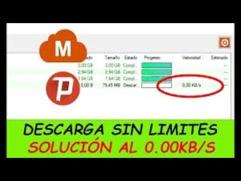 Full Download] Tutorial Soluci N A Error De Descarga En Mega