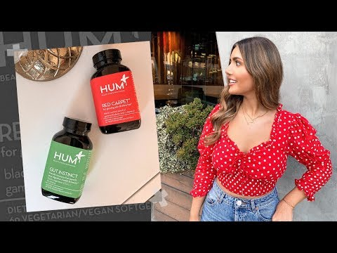 HUM NUTRITION REVIEW + GIVEAWAY | HEALTH & WELLNESS…}