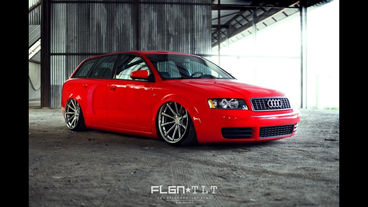 Audi S4 B6 Tuning Sound Youtube