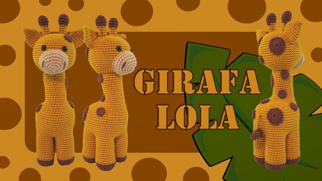 Receita chocalho Girafinha – The Hand Made | 720x1280