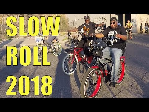 Slow Roll Detroit | Eastern Market (May 7th 2018) Bike Ride