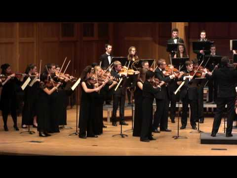 Lawrence Symphony Orchestra - October 14, 2016