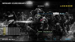 Payday 2 Eclipse Research Facility, OD, Solo Stealth