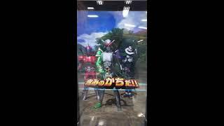 ガンバライジング826戦目 使用カード G6-038 仮面ライダーW サイクロン...