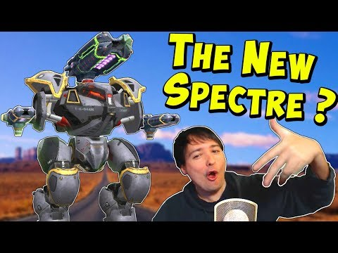 The New Spectre? Mk2 Mercury 1on1 Monster War Robots Gameplay WR