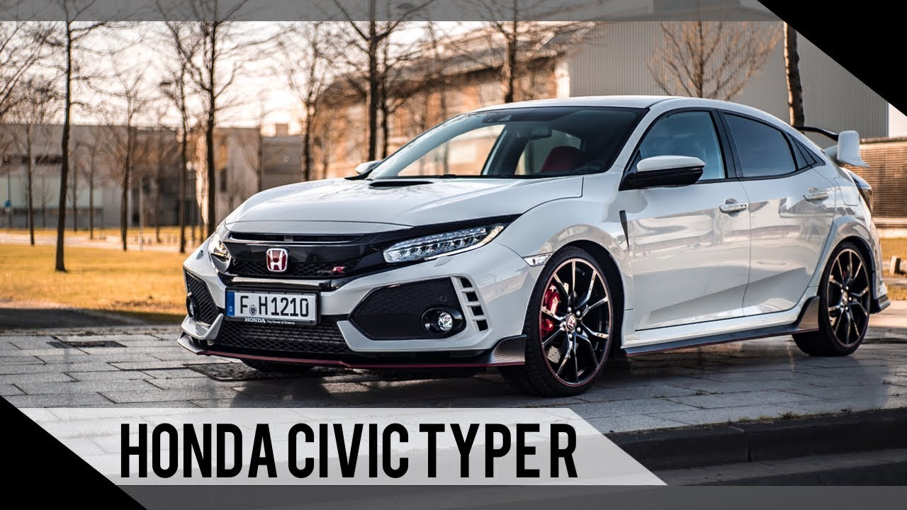 Honda Civic Type R | 2018 | 2017 | Test | Review ...