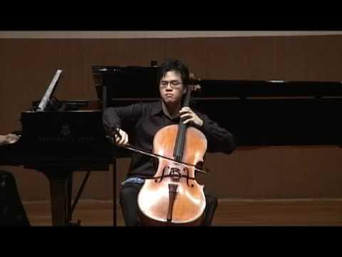 신호철_Cello_2012 JoongAng Music Concours