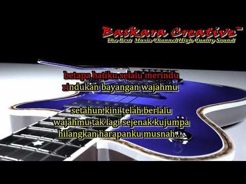Rindu Bayangan™ original Megi zakaria karaoke