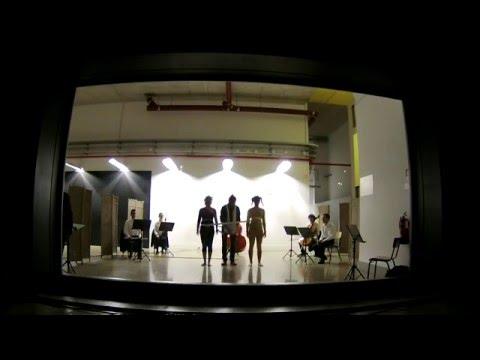5 Pedro Alves - música | Sara Ferreira e Cláudia Pargana - coreografia e interpretação
