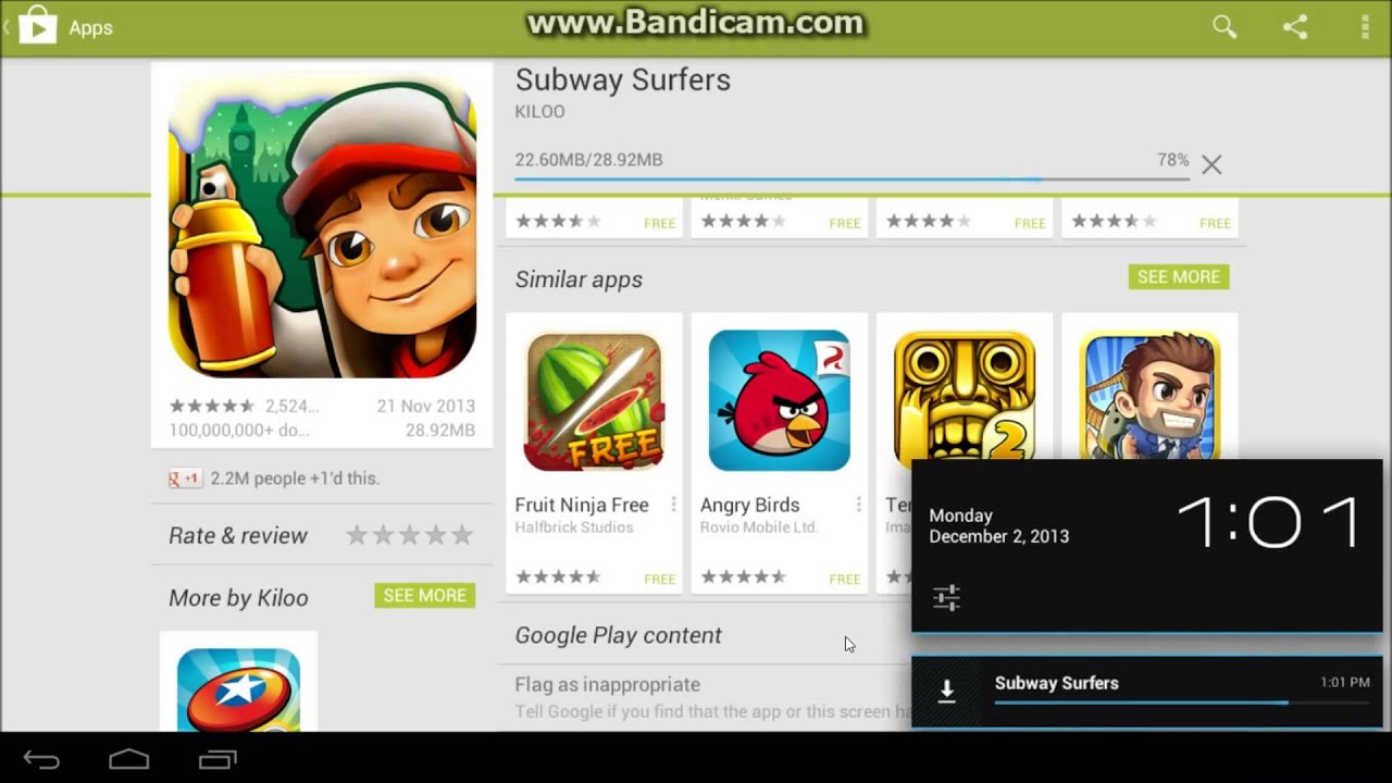 How To Download And Install Subway surfers on PC Free ...