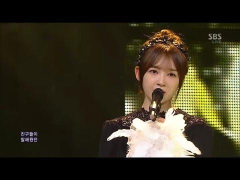 다비치 (Davichi) [녹는중] @SBS Inkigayo 인기가요 20130414