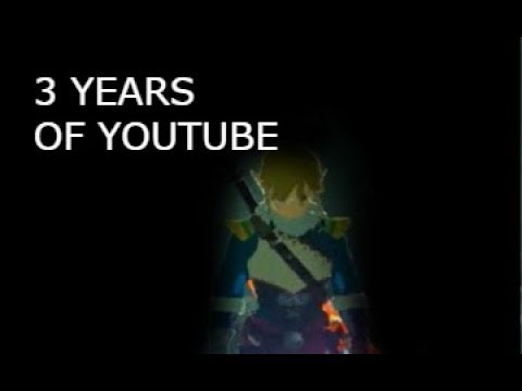 3 Years of doing YouTube!   Connors Game Capture