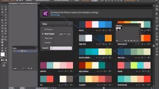 Рабочий профиль для векторного редактора Adobe Illustrator CS6