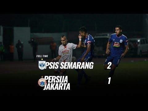 [Pekan 2] Cuplikan Pertandingan PSIS Semarang Vs Persija Jakarta, 26 Mei 2019