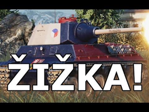 To buy or not to buy the Žižka! (World of Tank Xbox1/PS4)