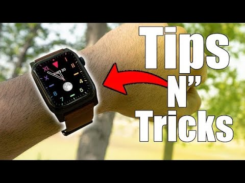 Apple Watch Series 5-1 TIPS & TRICKS You Should Know About