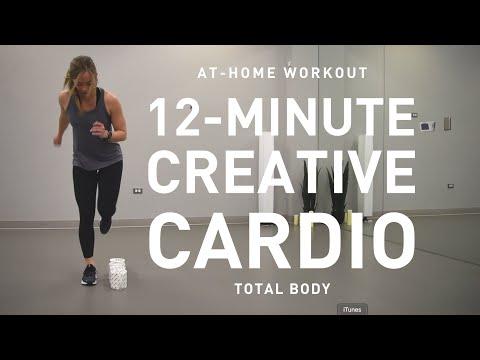 12-Minute Creative Cardio | Total Body | Toilet Paper