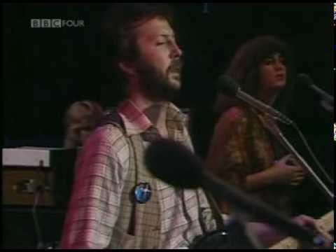Eric Clapton 1977 Knocking on Heaven's Door BBC