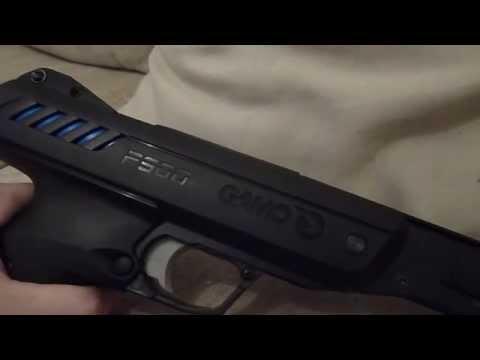 GAMO P900 IGT , Compressed Gas Air Pistol , Hand Gun , 177 Cal