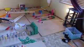 simple machines 7th grade rube goldberg project