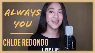 Always You ( COVER) // Chloe Redondo
