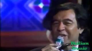 Fred Bongusto - CANTARE - Video Sanremo 1986