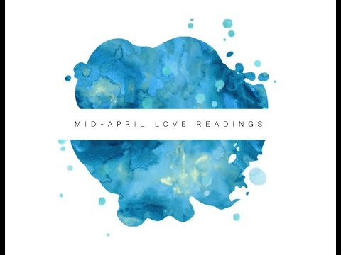 Cancer - Mid-April Love Reading - Trust Your Beautiful Intuition in Love!