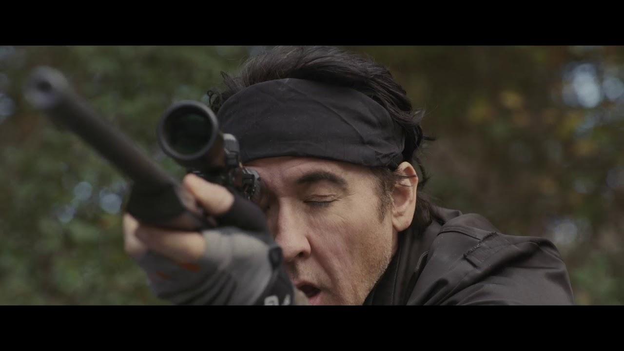 Blood Money Official Trailer (2017) - John Cusack
