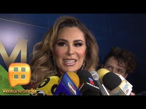¡Ninel Conde no quiere acordarse de su encuentro con Luis Miguel! | Ventaneando