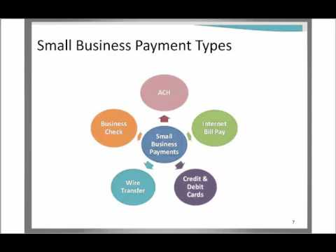 How Small Businesses Can Leverage the Small Business Payments Toolkit