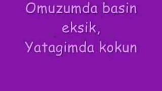 Mustafa Ceceli - eksik sarkisözü / lyrics