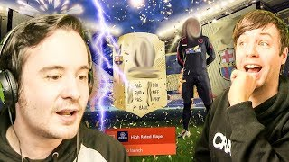 IT'S A WALKOUT PACK PARTY - FIFA 18 ULTIMATE TEAM PACK OPENING