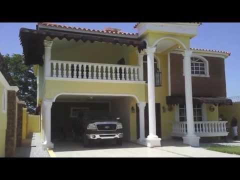Casa Amueblada De Venta en Higuey Repblica Dominicana CV029  YouTube