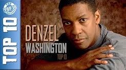 DENZEL WASHINGTON Top 10 - Legjobb Denzel W. filmek, alakítások