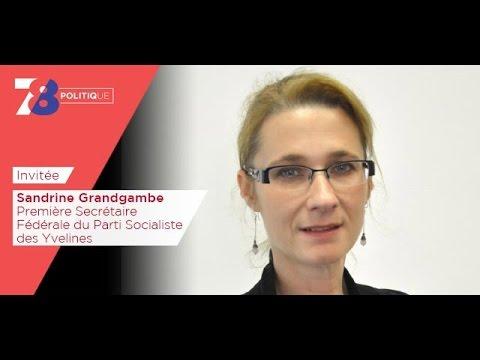 78 Politique – émission du 13 janvier 2017 avec Sandrine Grandgambe (PS)