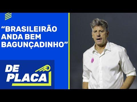 FLAMENGO, GALO E PALMEIRAS TROPEÇAM; VENEZUELA X BRASIL; BÉLGICA X FRANÇA | De Placa (07/10/21)