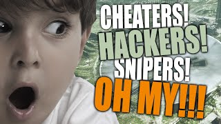 Why Do People Cheat and Hack? (BF4 PC Gameplay)
