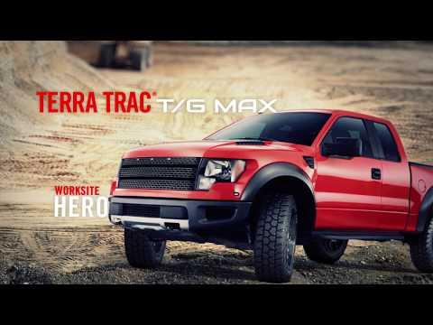 Hercules Tires - Terra Trac T/G Max - Worksite Hero