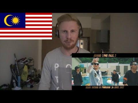 Syamsul Yusof & Dato' AC Mizal Feat. Shuib - SENORITA // MALAYSIAN MUSIC REACTION