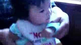 pam pam pam-wisin y yandel ft aventura (baby dancing)