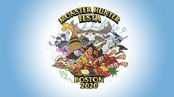 Monster Hunter Festa: Boston 2020 - Recap